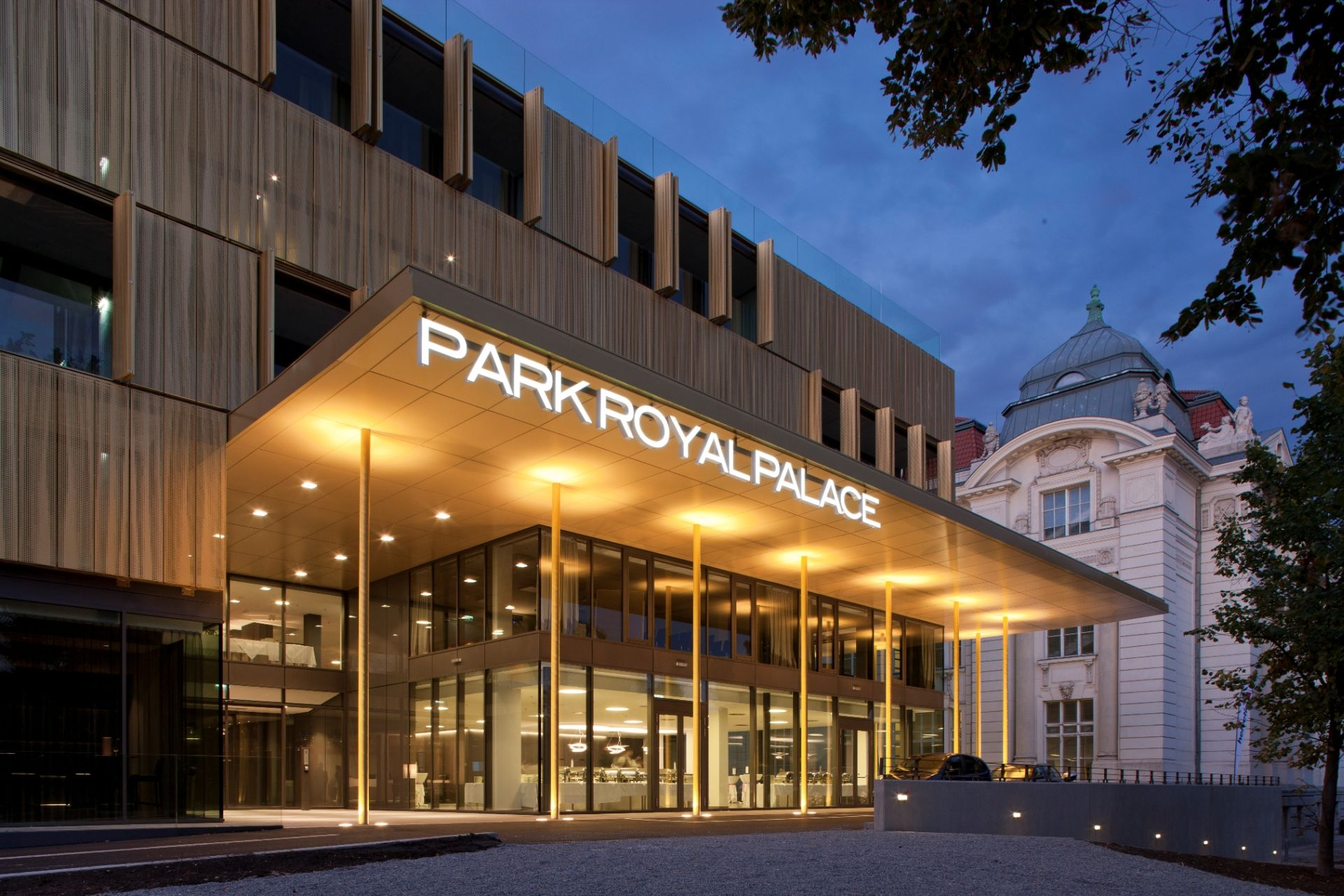 Radisson blu park royal palace hotel ska hotels for Hotel royal
